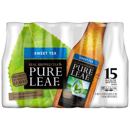 Pure Leaf Sweet Iced Tea (18.5 oz., 15 pk.)