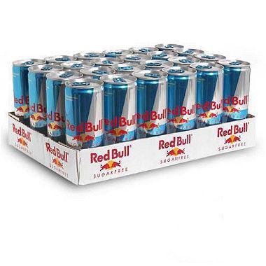 Red Bull Sugar Free Energy Drink (8.4 oz., 24 pk.)