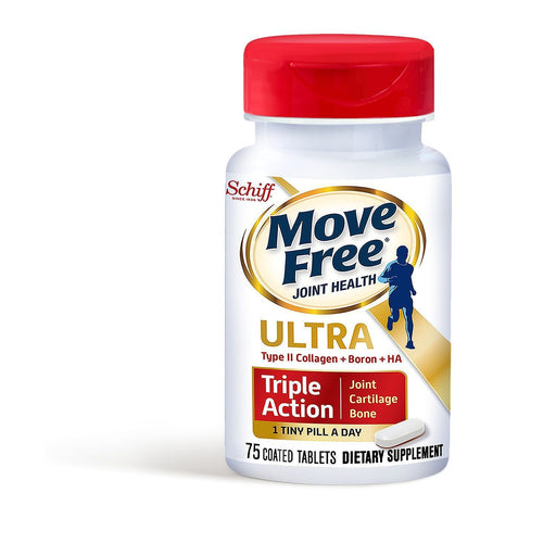 Move Free Ultra Triple-Action Tablets (75 count)