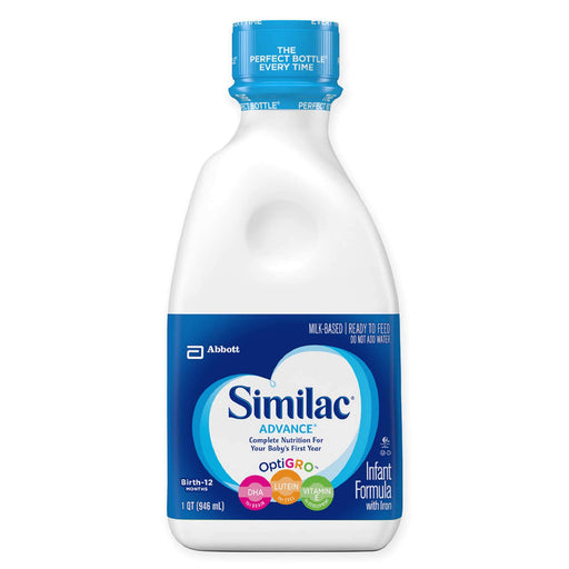 Similac Advance Ready to Feed Infant Formula (32 oz.)