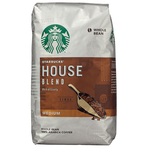 Starbucks House Blend Coffee (Whole Bean, 40 oz.)