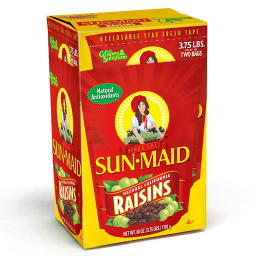 Sun-Maid Raisins (30 oz., 2 ct.)