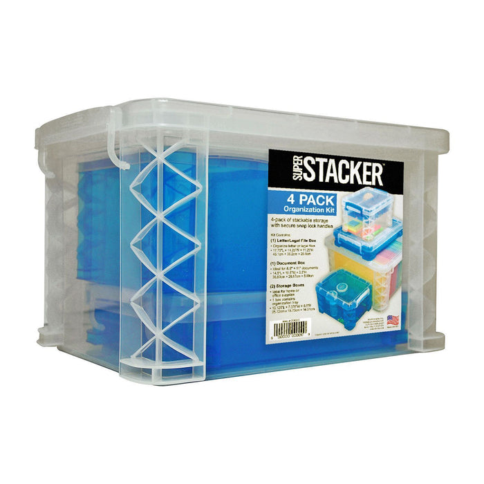 Superstacker Kit Assortment (4-Piece)