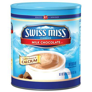Swiss Miss Hot Chocolate (58.4 oz.)