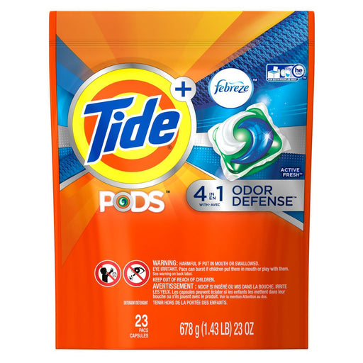 Tide PODS Plus Febreze Odor Defense (30 ct.)