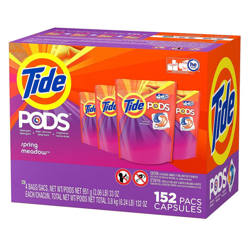 Tide Pods Spring Meadow (152 ct.)