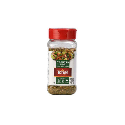 Tone's Cilantro Lime Seasoning (6.75 oz.) - EZneeds
