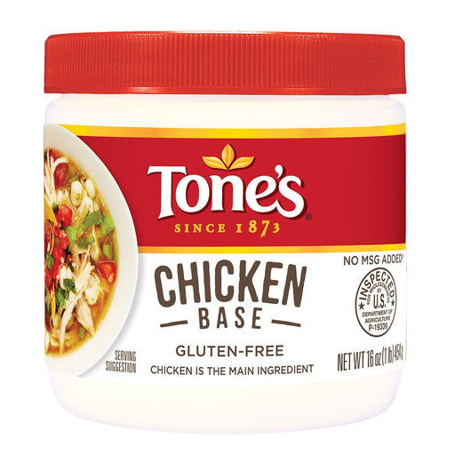 Tone's Chicken Base (16 oz.)