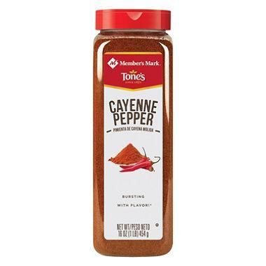 Tone's Ground Cayenne Pepper (16 oz.)