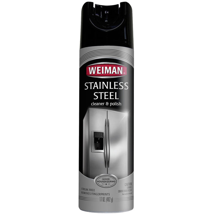 Weiman Stainless Steel Cleaner & Polish (17 oz.)