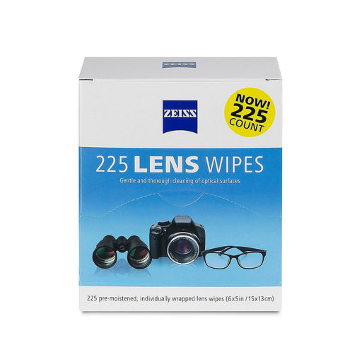 Zeiss Lens Cleaning Wipes (225 ct.)