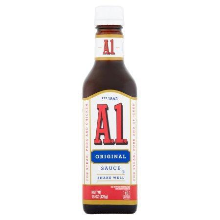 A-1 Steak Sauce (15 oz.) - EZneeds