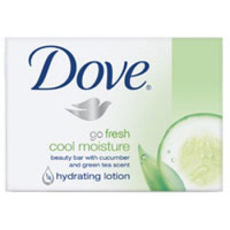 Dove Beauty Bar, Go Fresh Cool Moisture (4 oz., 1 bar) - EZneeds