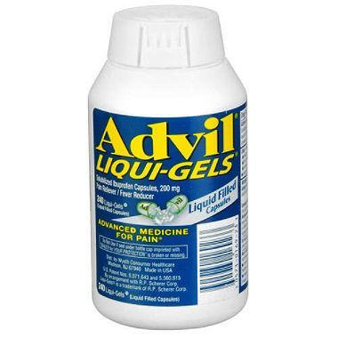 Advil Liqui-Gels (120 ct.) - EZneeds