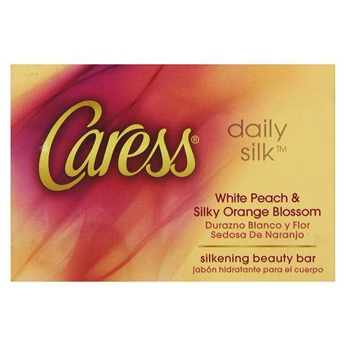 Caress Beauty Bar, Daily Silk (4 oz., 1 bar) - EZneeds