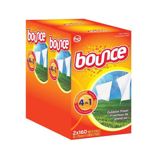 Bounce Dryer Sheets (320 ct.) - EZneeds
