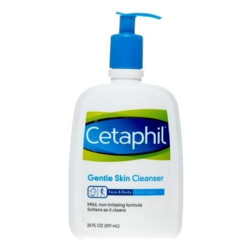 Cetaphil Gentle Skin Cleanser (20 oz.) - EZneeds