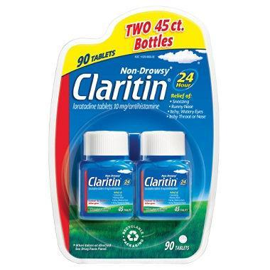 Claritin 24 Hour Non-Drowsy Allergy Relief, 10mg (105 ct.) - EZneeds