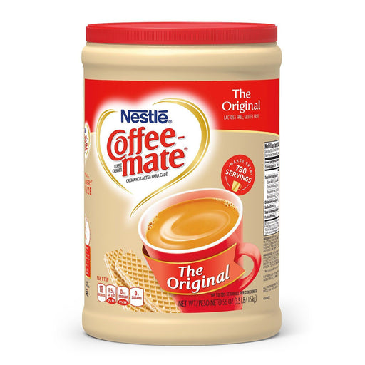 Nestle Coffee-Mate Powdered Creamer, Original (56 oz.)