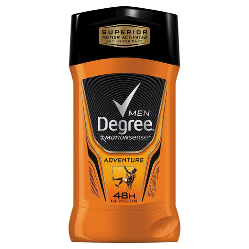 Degree for Men Advanced Protection Antiperspirant, Adventure (2.7 oz.) - EZneeds
