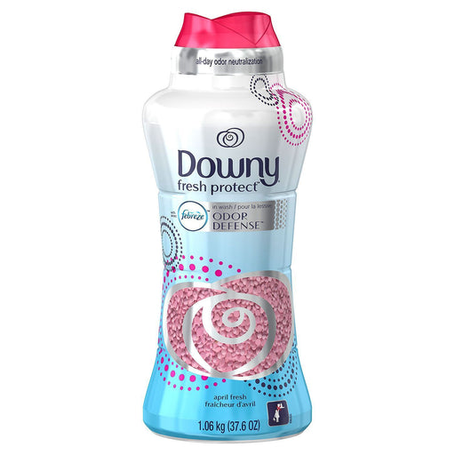 Downy Fresh Protect In-Wash Odor Shield Scent Booster, April Fresh Scent (37.6 oz.) - EZneeds