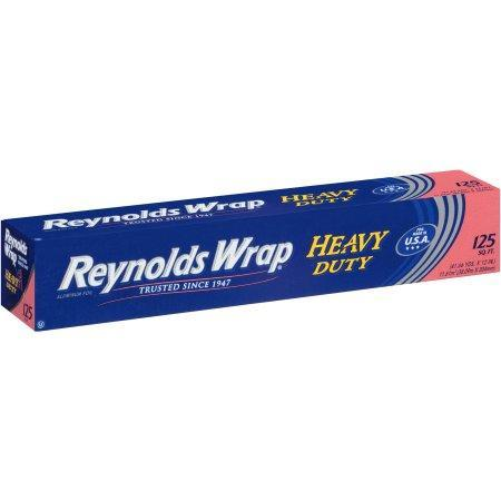 "Reynolds Wrap 18"" Heavy Duty Aluminum Foil (150 sq. ft.)"