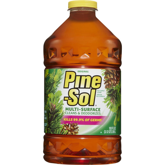 Pine-Sol Multi-Surface Cleaner, Pine Scent (100 oz.)