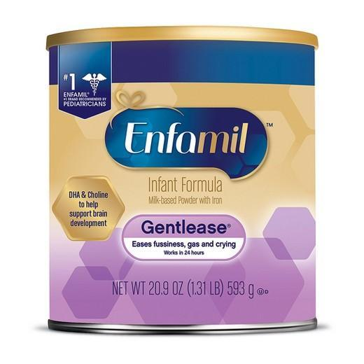 Enfamil Premium Gentlease Infant Formula Powder (20.9 oz.)