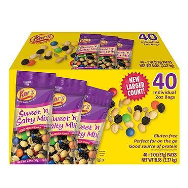 Kar's Sweet n Salty Mix (2 oz., 40 ct.)