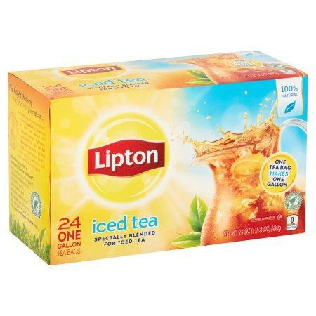 Lipton Iced Tea, Gallon Size Tea Bags (24 ct.)