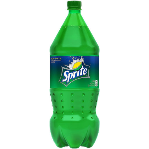 Sprite Lemon Lime Soda (2 L)