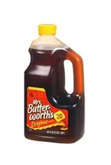 Butterworth's Original Syrup (64 oz., 1 ct. ) - EZneeds