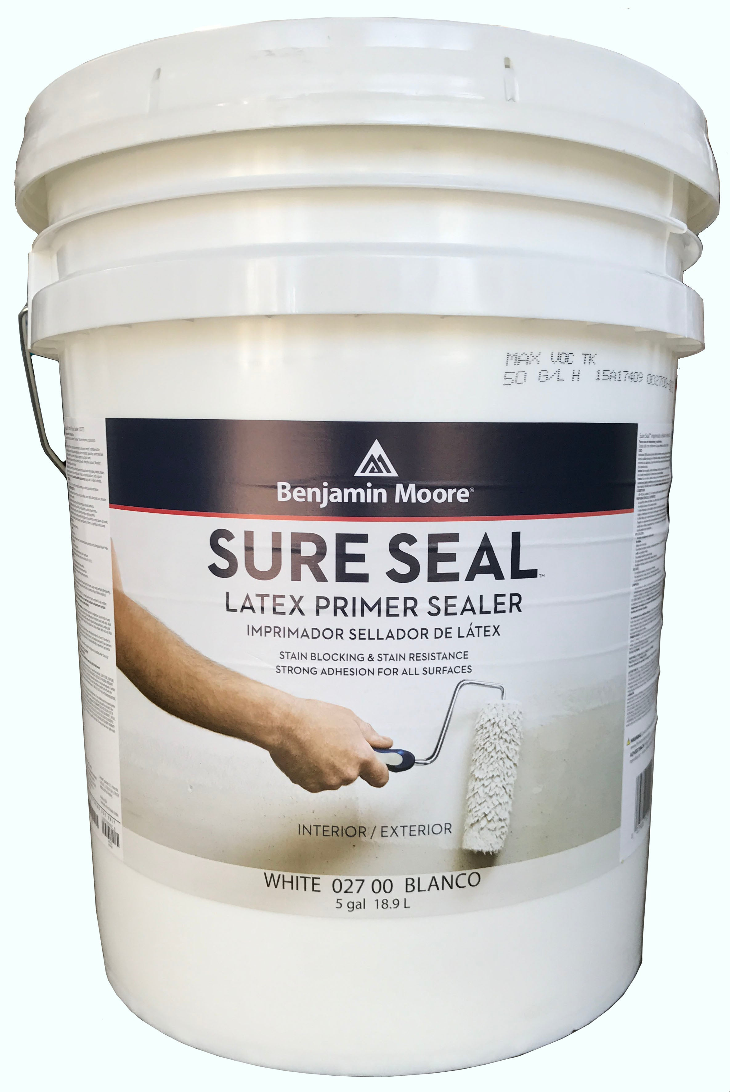 Benjamin Moore Sure Seal Latex Primer (027)