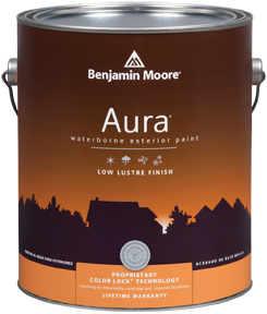 Aura Exterior Paint-Low Lustre (634)