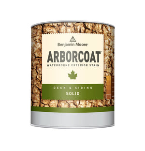 ARBORCOAT Stain- Solid Color (640)