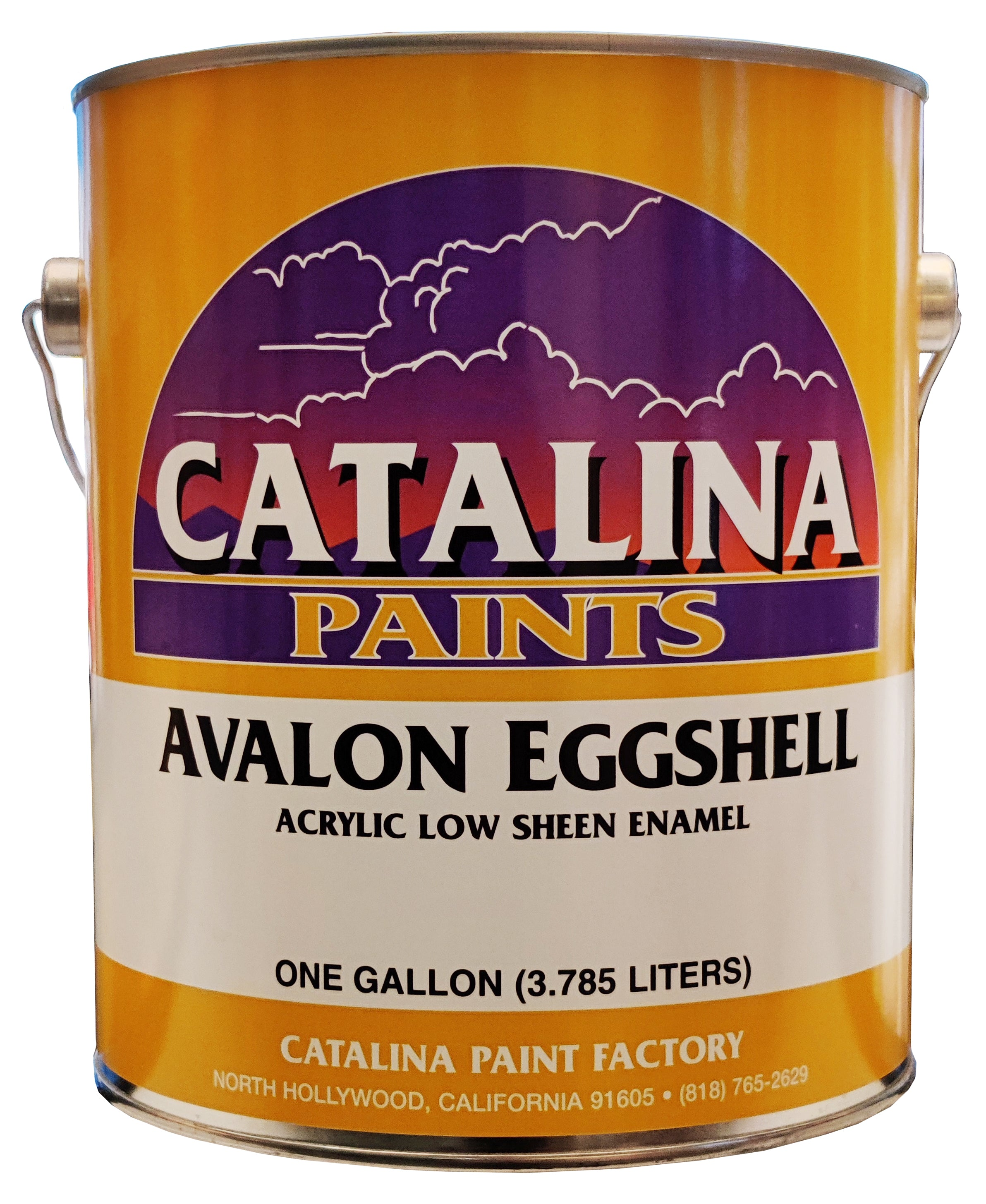 Avalon Interior Eggshell 200