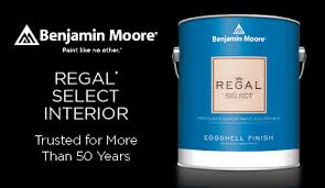 Regal Select Interior Paint- Eggshell (549)