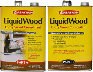 Abatron LiquidWood 2 gal. kit (Part A and B)