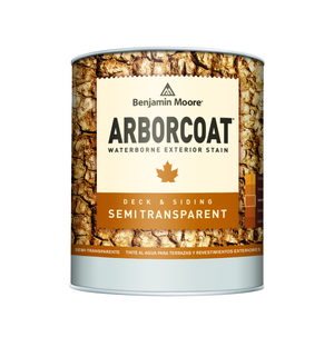 ARBORCOAT Stain- Semi Transparent Flat (N638)