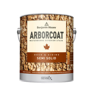 ARBORCOAT Stain- Semi Solid (639)