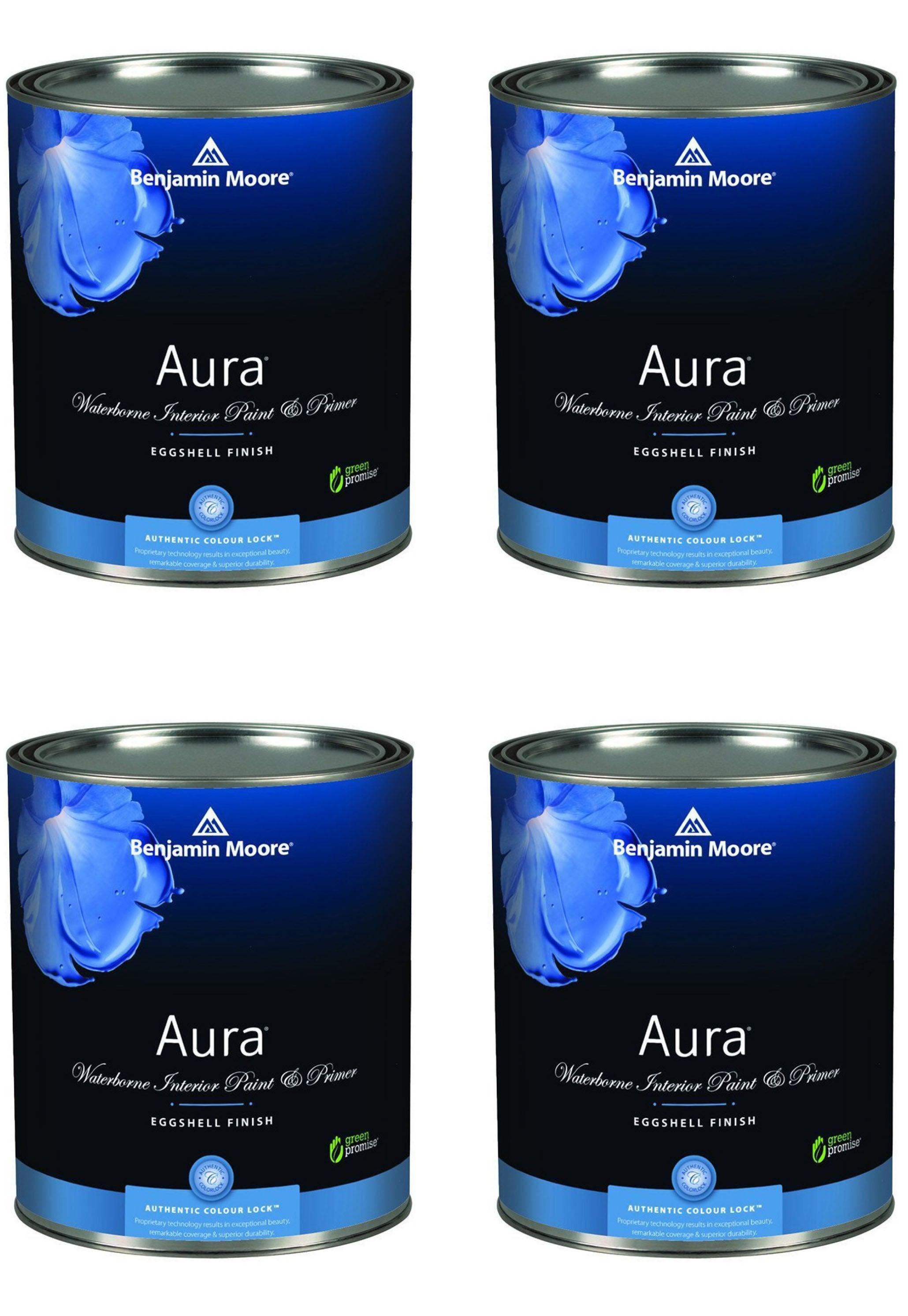 Aura Interior Color Samples - Pint