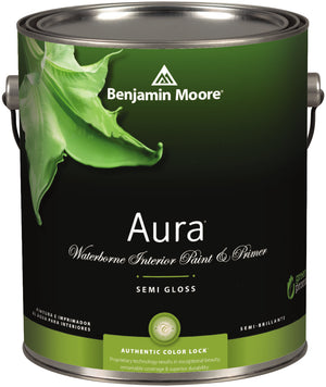 Aura Interior Paint - Semi-Gloss (528)