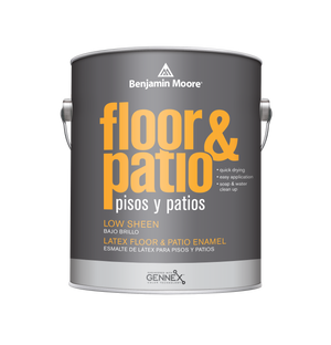 Floor and Patio Paint