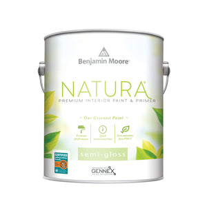 Natura Interior Zero VOC Paint- Semi-Gloss (514)