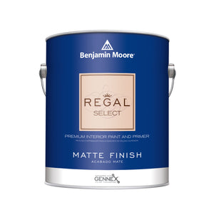 Regal Select Interior Paint- Matte (548)
