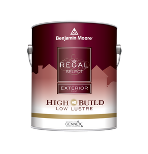 Regal Select Exterior High Build, Low Lustre (401)