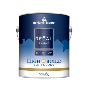 Regal Select Exterior High Build, Soft Gloss (403)