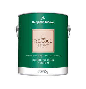 Regal Select Interior Paint- Semi-Gloss (551)