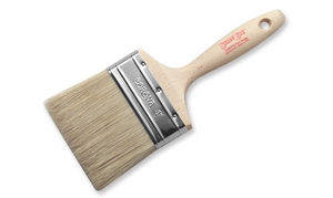 Corona Stain•Eze™ bristle brush 4""