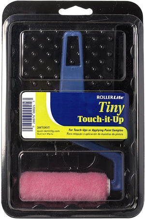 Tiny Touch up kit-mini roller and cover with tray